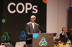 Opening remarks of the 2017 COPs